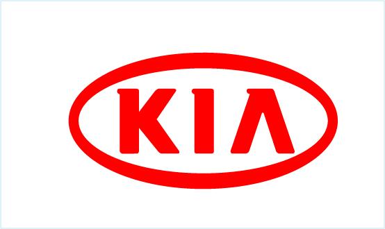 KIA 起亚汽车标志设计矢量图LOGO矢量标志下载矢量图下载AI CDR 高清图片